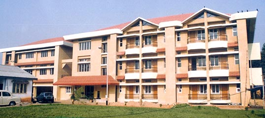 Staff Quarters for BRPL, Bongaigaon